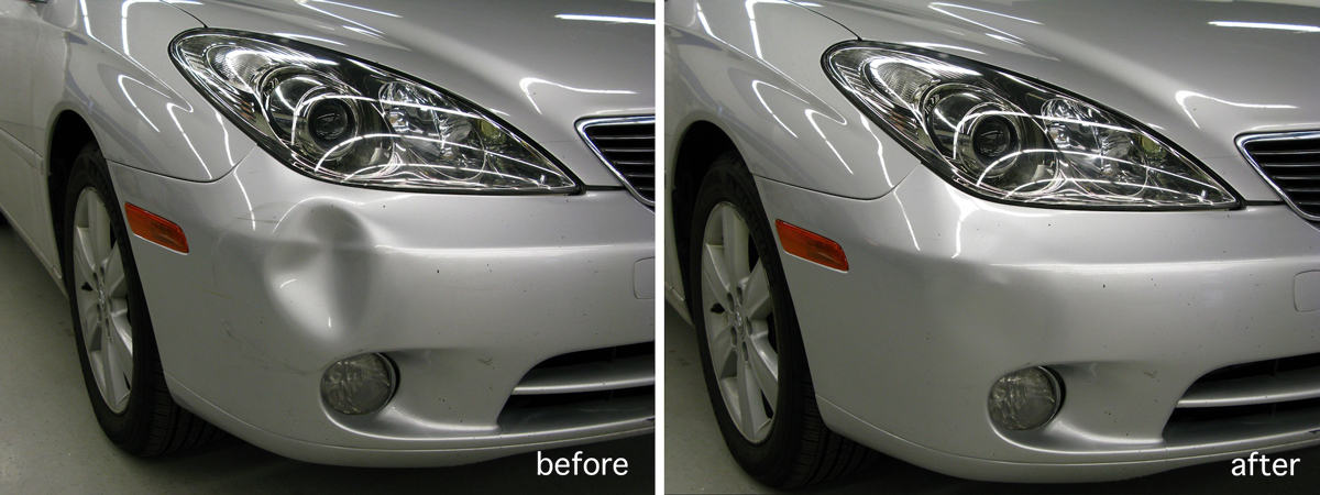 sarasota paintless dent removal